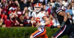 The SEC vote means there is no Clemson-South Carolina season this season