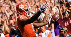 The ESPN writer is ranked Clemson WR No. 2 in the ACC