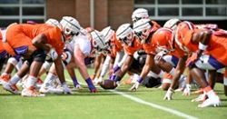 PHOTOS: Clemson Fall Camp III