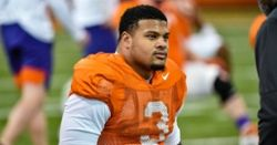 Clemson Announces Players Out, Xavier Thomas Available For The Miami Match