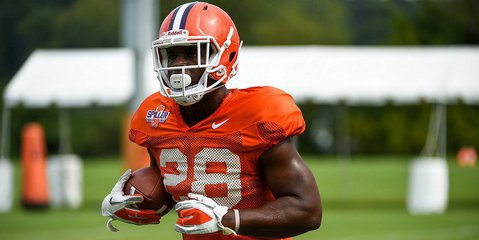 Feaster has working on his all-around game in 2017